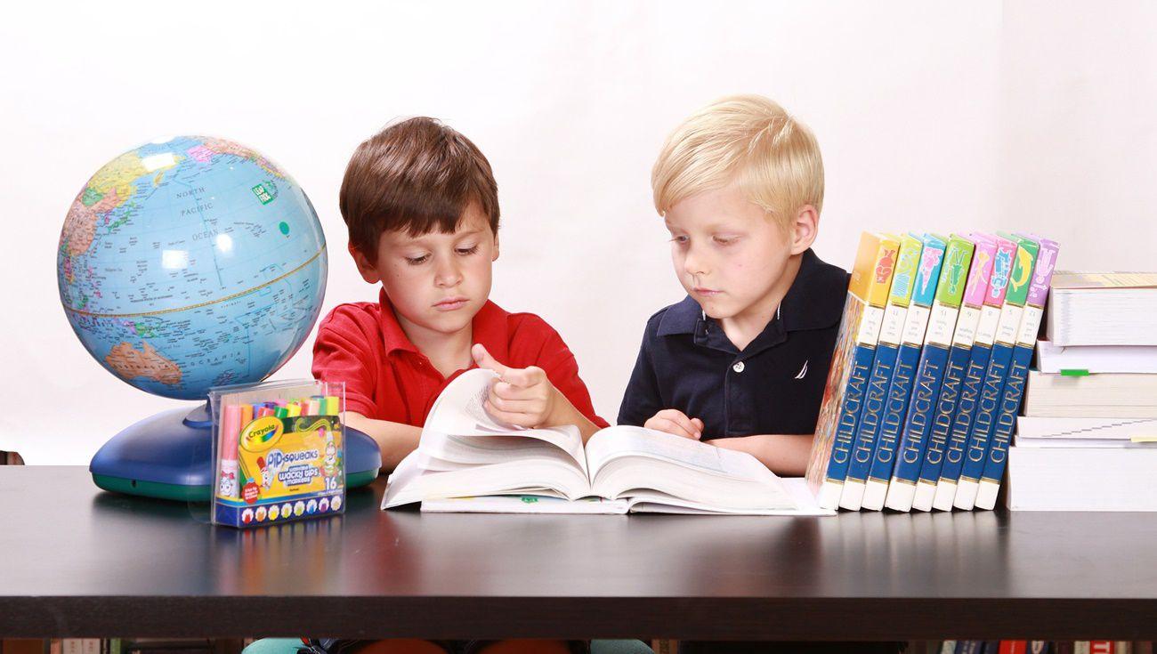 親子教育閱讀